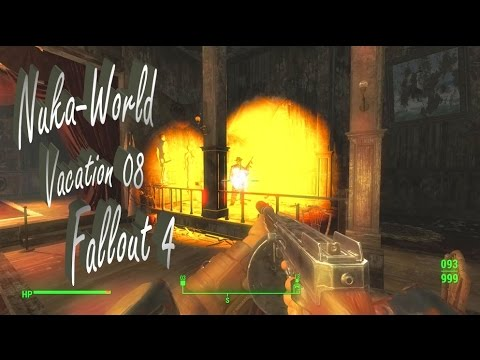 Nuka-World Vacation 08 - Human Resources - Fallout 4