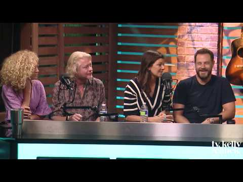 Little Big Town Explains Why They're Excited About Newcomers Russell Dickerson & Kassi Ashton