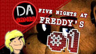 Five Nights At Freddy's Part One - I Recorded This On A Thursday! - DAGames thumbnail