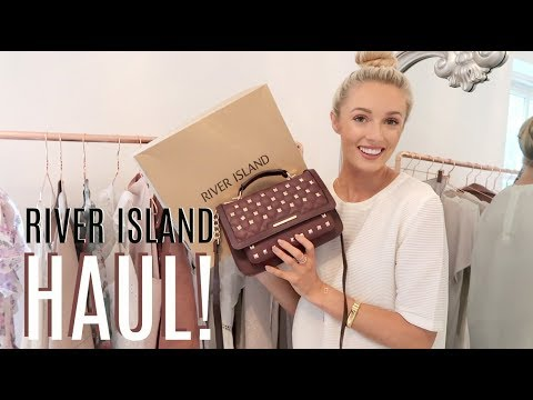 RIVER ISLAND HAUL & TRY ON  // Transitional Pre-Autumn  // Fashion Mumblr