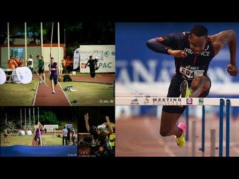 Meeting d'Athlétisme 2018 de Saint-Denis