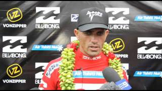 Billabong Pro Tahiti 2011 - Final Day Newsfeed