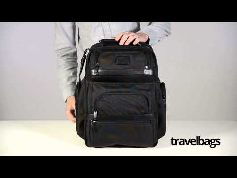 Tumi Alpha 2 T Pass Business Class Brief Pack YouTube