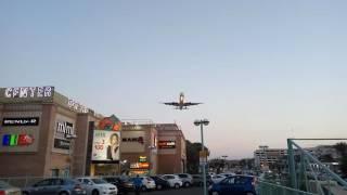 Самолет, Эйлат.
