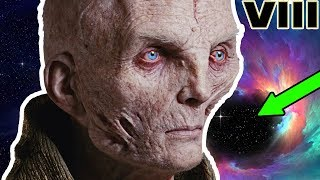 WHO is SNOKE'S MASTER? Star Wars Theory Explained