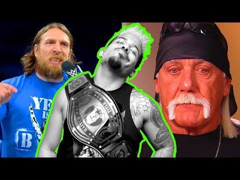 Hogan Back With WWE? Bryan Re-signs With WWE? Happy Birthday Adam Mayhem! Going In Raw Podcast