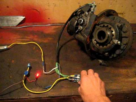 toyota e locker youtube rh youtube com Wiring Harness Connectors Dodge Wiring Harness