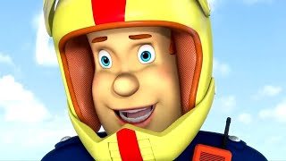 Super Hero Next Door! | Fireman Sam US ⭐️ Fire Rescue 🔥 Best Rescue Compilation | Cartoons for Kids