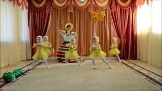 Танец Курочки с цыплятами