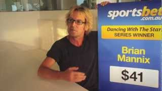 A Minute with Brian Mannix - Episode 2 - Dancing With The Stars 2012