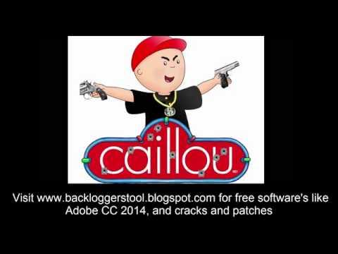 Caillou Theme song Remix Remix