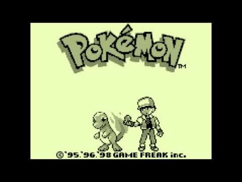 Pokémon Red & Blue - The Road to Cerulean from Mt. Moon