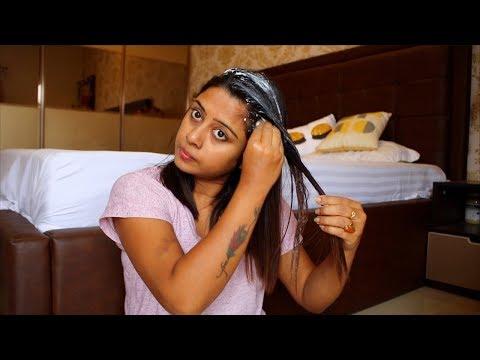 Salon Style HAIR SPA at Home  - हेयर स्पा कैसेे करे