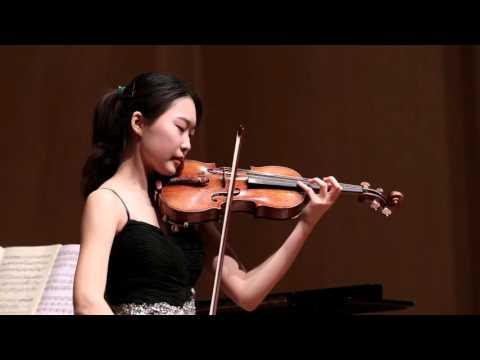 김영지_Violin_2016 JoongAng Music Concours