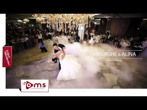 Dansul mirilor | Gheorghe & Alina | oMs event videography