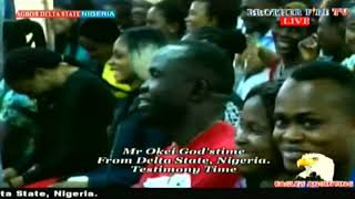 SUNDAY PROPHETIC AND BREAKTHROUGH SERVICE (22/09/2019) LIVE WITH PROPHET B.F. JOSHUA