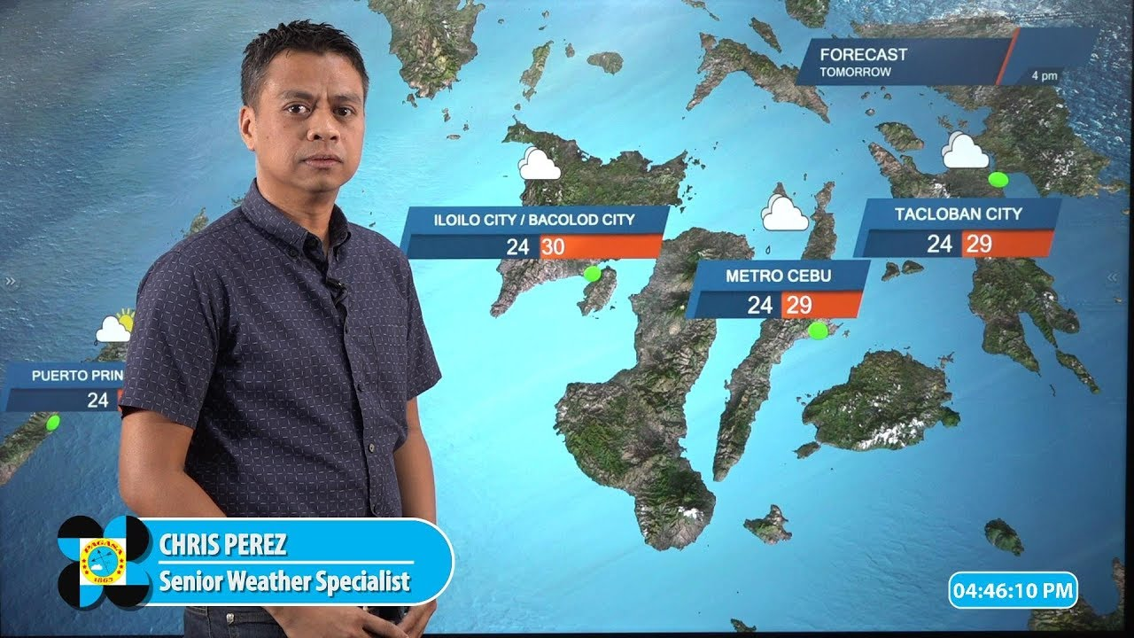 March 28, 1:20 PM Weather Forecast Update