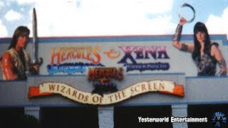 Yesterworld: Universal Studios Abandoned Attraction: Hercules and Xena: Wizards of the Screen