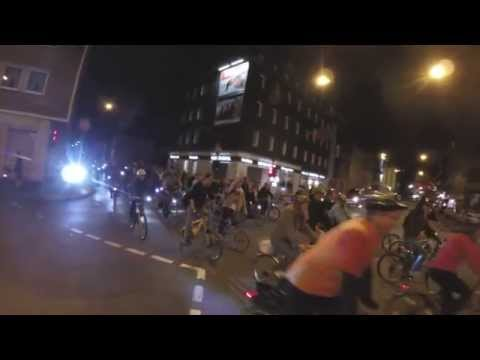 Critical Mass Wuppertal - September 2015