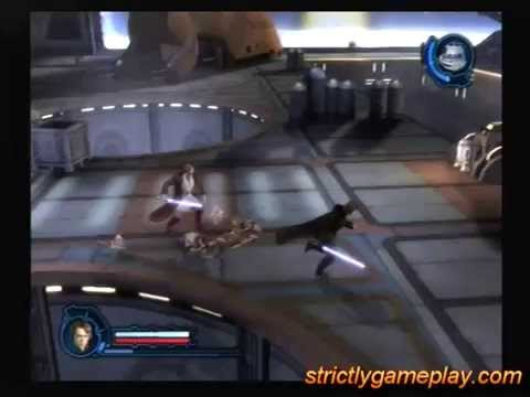 Star Wars Episode 3 Revenge Of The Sith Ps2 Gameplay Youtube