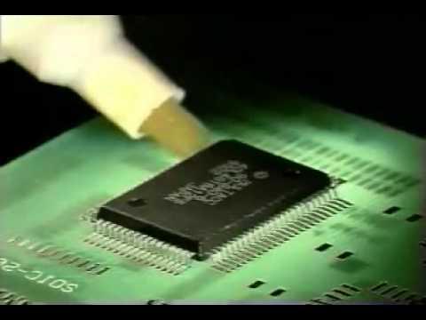 CTI - Drag soldering