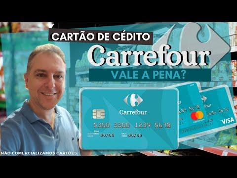 ?CARTÃO CARREFOUR VISA E MASTERCARD SEM ANUIDADE: VALE A PENA ESTE CARTÃO???