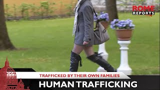 "Human trafficking survivors' lasting trauma: ""She was having nightmare after nightmare"""