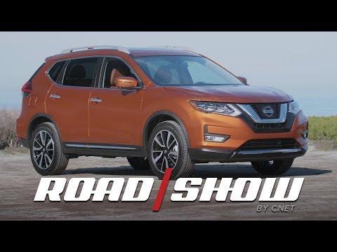 2018 Nissan Rogue: Nissan