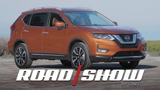 2018 Nissan Rogue: Nissan's best-selling SUV gets better
