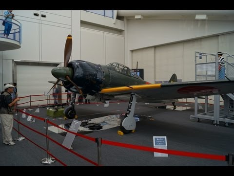 Around Tokyo: Tokorozawa Aviation Museum