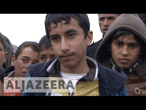 Mosul's children speak of life under ISIL