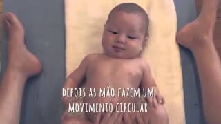 Shantala para beb s massagem relaxante para seu filho