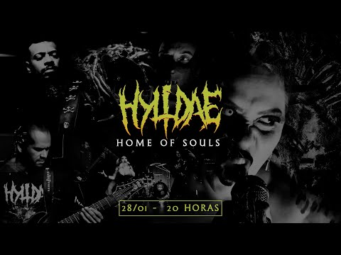 HYLIDAE - Home Of Souls (OFFICIAL VIDEO)