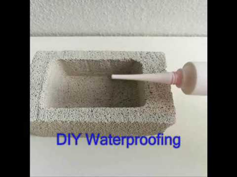 No Hacking Waterproofing – World No  1 Waterproofing DIY