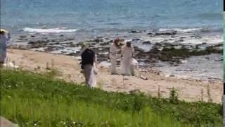 河川海岸愛護月間でモデル清掃