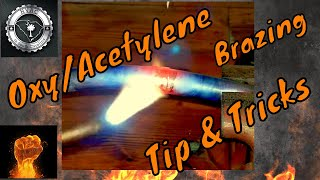 Oxy Acetylene Brazing Tips and Tricks For HVAC Techs