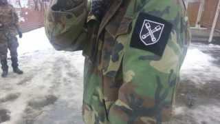 Русская убила 40 Украинцев. Нацизма нет в Украине