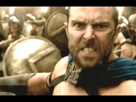 300 Спартанцев: Расцвет империи — Русский трейлер (HD) Эпик!