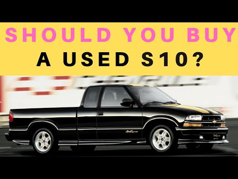 Chevy S10 2nd Gen Buyers Guide 1994-2004 (Exterior, Interior, Specs, Common Issues)