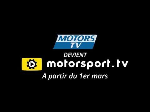 Motors tv devient youtube for How to watch motors tv online