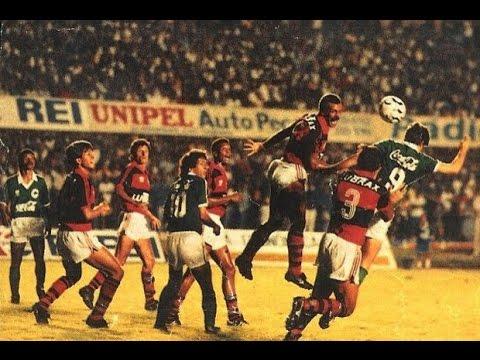 Copa Do Brasil 1990 Final Goias 0x0 Flamengo Serra Dourada Youtube