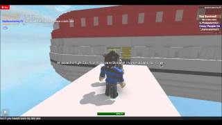 "How to ""Crash a Plane into JB's mansion"" (Roblox Game)"