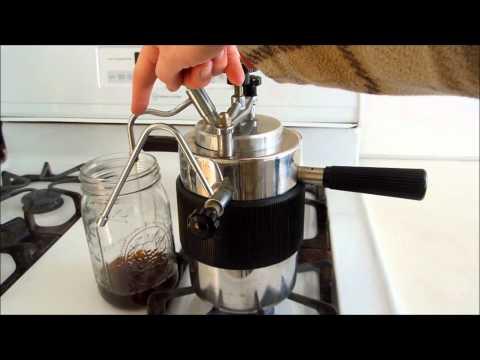 mukka express cappuccino maker instructions