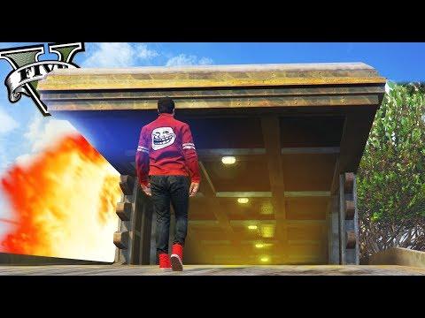 GTA V Online - NUEVO MEGA BUNKER GIGANTE!! - NUEVO DLC - NexxuzHD