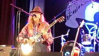 Martin Lee Cropper, Blues at Bridgetown 2015