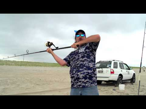 How To Cast A Surf Rod