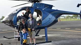Lava and Rainforests Adventure with Paradise Helicopters   Big Island, Hawaii   Lava Flow 2018