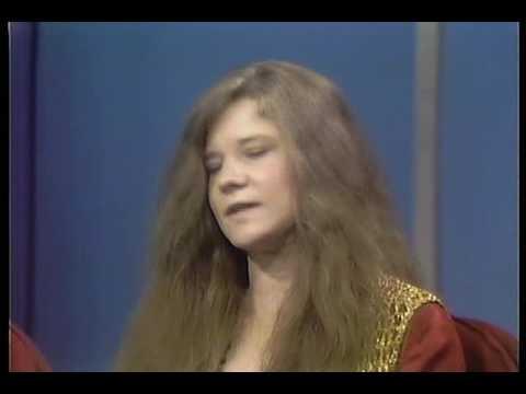 Janis Joplin bitches about European audiences