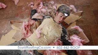 Scott Roofing - Find the Leak