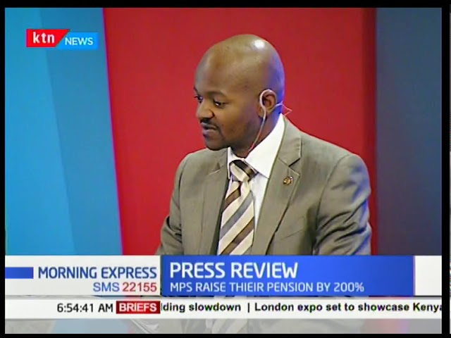 Standard Digital News Ktn News Ktn Video Whats In The Kenya
